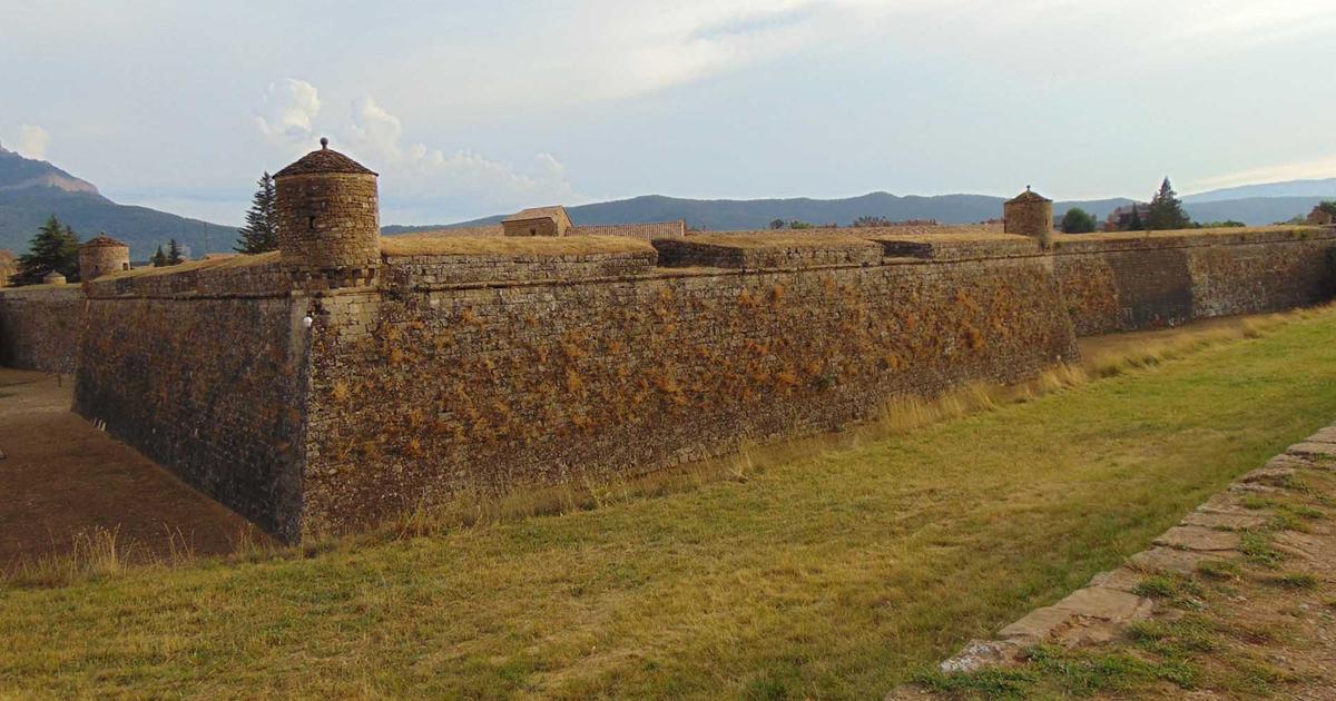 Visita a Jaca (Huesca)